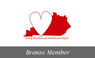 Bronze - Kentucky Heart Disease & Stroke Prevention Program