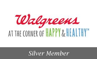 Silver Walgreens