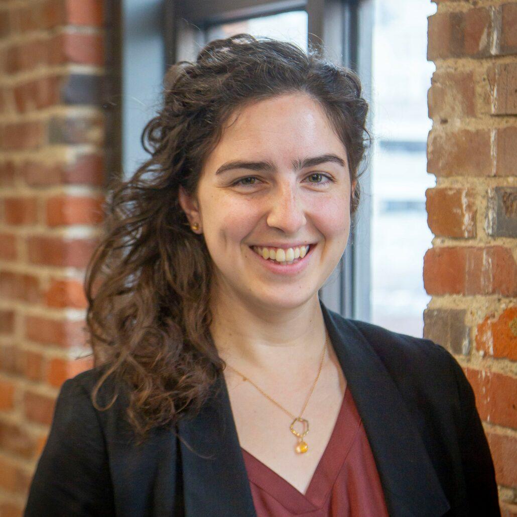 Rebecca Hollenbach Headshot
